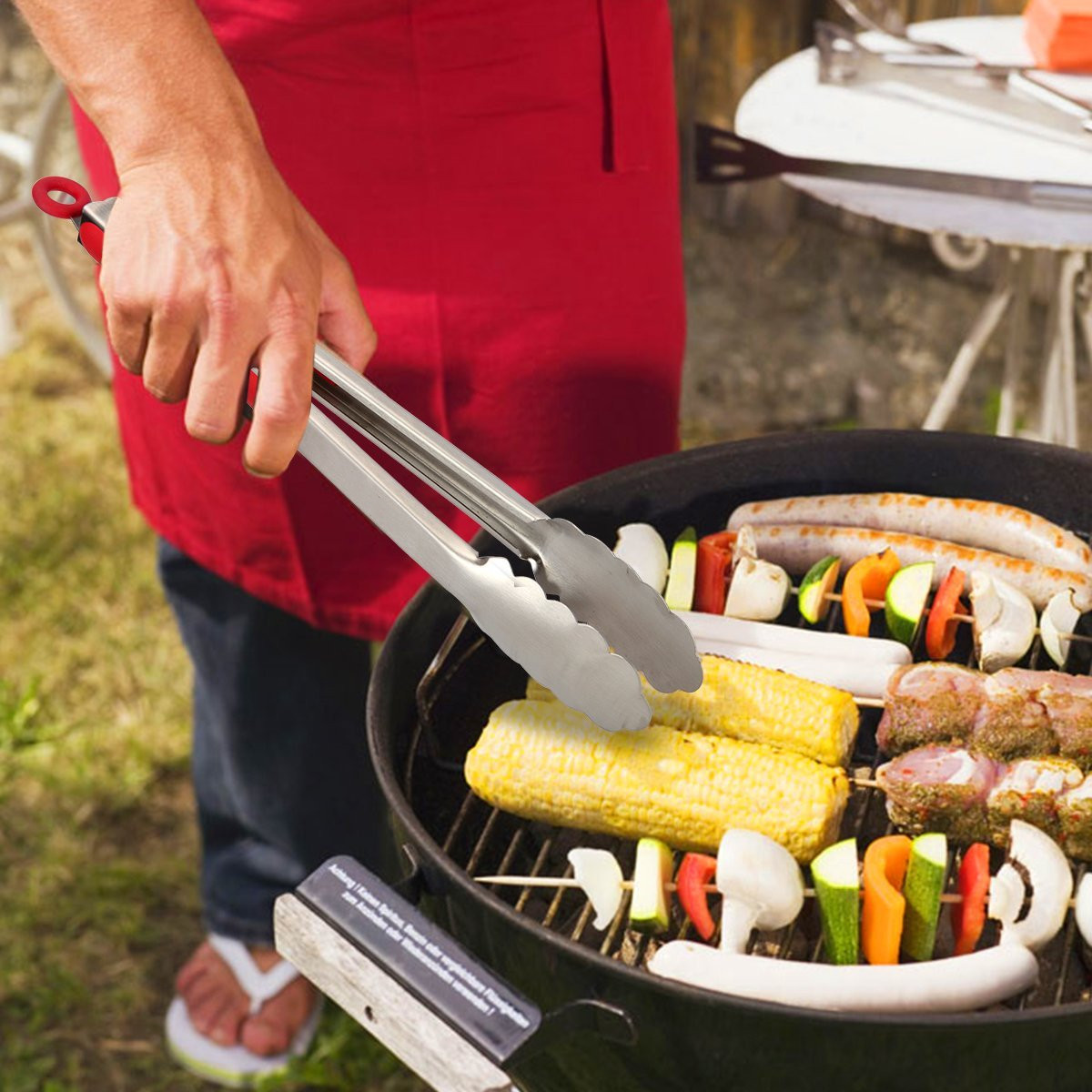 the best barbecue tongs