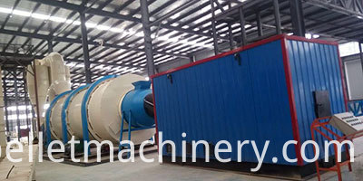 Straw Rotary Dryer