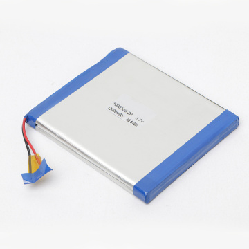 High Capacity 1090100 3.7V 12000 Lithium Polymer Battery