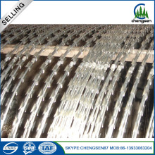 Hot sale reasonable price for Razor Barbed Wire Security Fencing Razor Barbed Wire export to South Africa Manufacturer