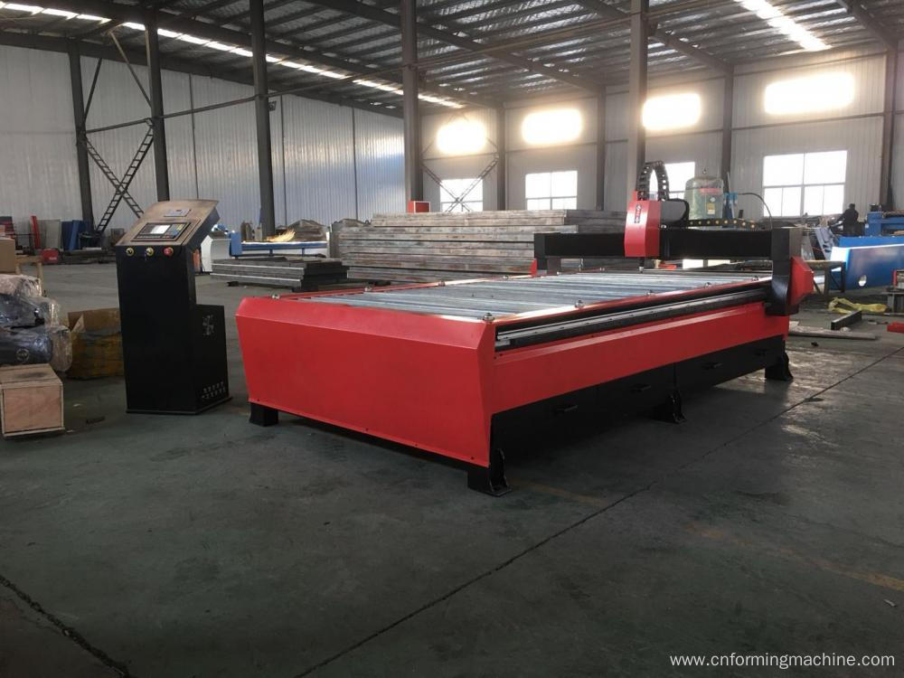 CNC Plasma Cutting Machine Metal