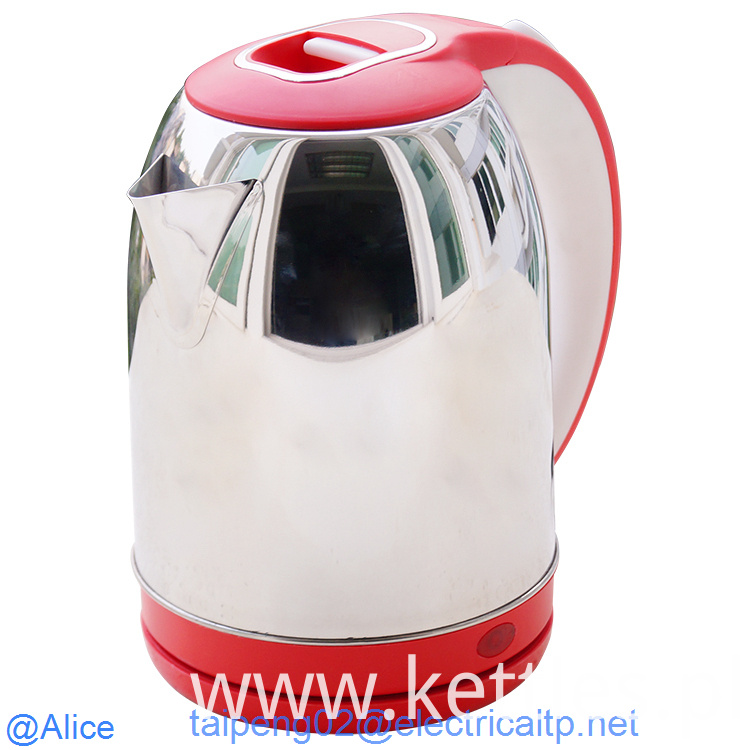 Big Stainless Steel Kettle