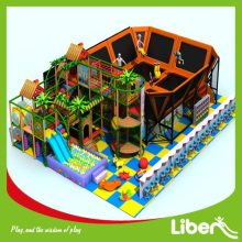 10 Years manufacturer for Custom Playground Equipment Indoor playground for infants early child supply to Malaysia Manufacturer