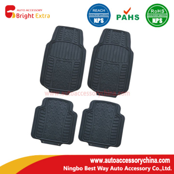 New! Black All Weather Floor Mats SUV