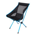 Folding High Back Camping Chair with Headrest