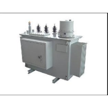 Good Quality for Transformer Oil-immersed self - cooled outdoor transformer supply to Dominican Republic Factory
