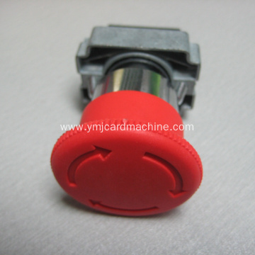 Shutdown Switch Smart Card Machine Stop Button