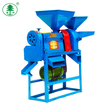 Competitive Price Portable Rice Mill Machine Philippines