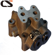 High Quality for Bulldozer Hydraulic Parts,Original Dozer Spiral Bevel Gear,Shantui Bulldozer Connector Manufacturers and Suppliers in China bulldozer SD16 SD7 part 16Y-76-23000 safety relief valve export to Yemen Supplier
