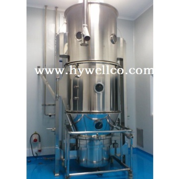 Big Capacity Dry Granulator in a Fluid Bed