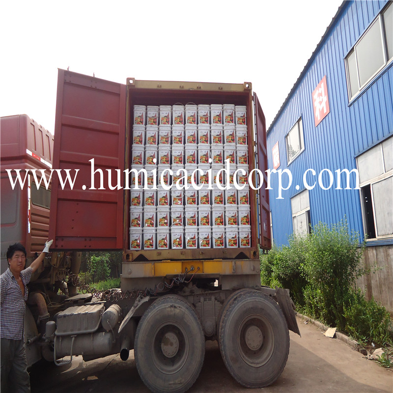 High Purity Potassium Humate Analysis for sales
