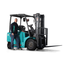 Manufactur standard for 3.0-3.5Ton Electric Forklift 3.0 Ton Quality Electric Forklift With Chinese Battery export to Finland Importers