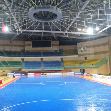 High Quality for Sports Flooring For Futsal Court Outdoor Multipurpose Flooring Modular Interlocking Tiles export to Nepal Manufacturer