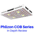 Phlizon Cob Led dan Do Grow Light 2000W