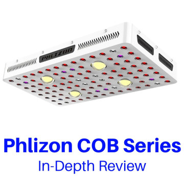 Phlizon Veg Flower CREE COB Grow Light