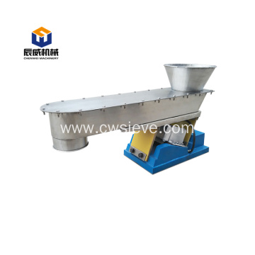 gzv series magnetic vibrating feeder