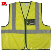 High quality Summer Safety warning waistcoat