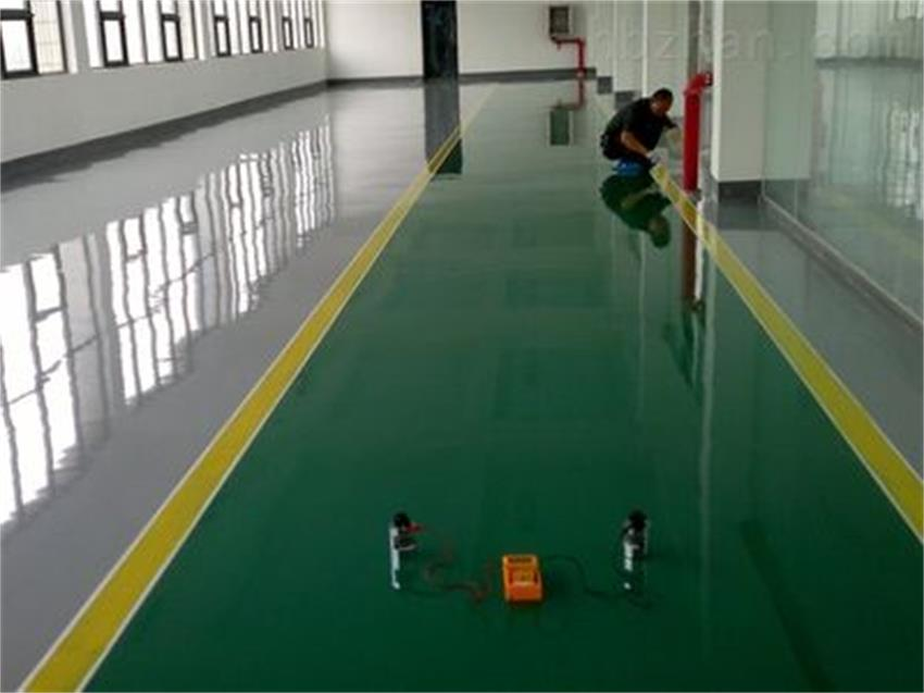 Epoxy Anti Static Thin Coating Finish