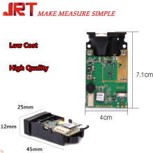 Cheap laser distance sensor