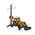 1.2M3 Self Loading Concrete Mixer Truck