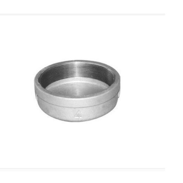 Chinese Professional for Galvanized Fittings Banded Type Malleable Iron Cap supply to United States Wholesale