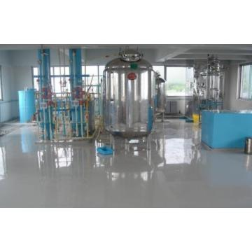 Epoxy anticorrosive floor paint