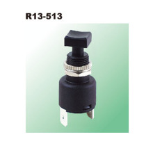 Momentary Locking Automotive Push Button Switches