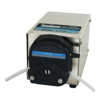 medical stepper motor filling peristaltic pump