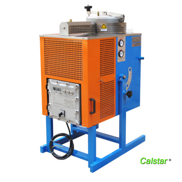 Intelligent Solvent recovery machine