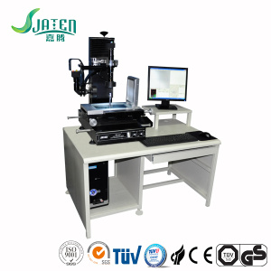 Motorized Z Axis cutting analysis Image Measuring System