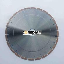 550mm Brazed Cutting Disc with good efficiency