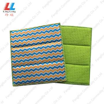 Square Exfoliating Cleaning Wahing Item