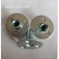 Zinc Plated Carbon Stainless Steel WELD NUTS