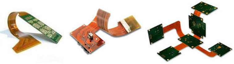 Three kinds of common rigid-flexible PCB