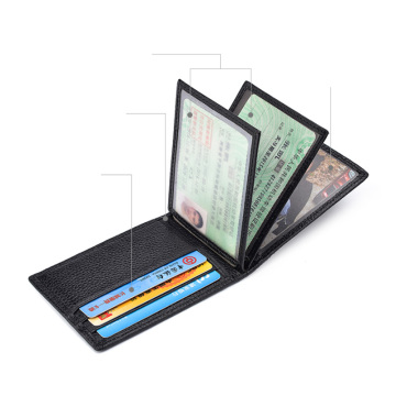 Front Pocket Crocodile Medium Size business Card Holders