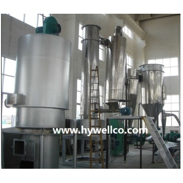 Silicon Carbide Spin Flash Dryer
