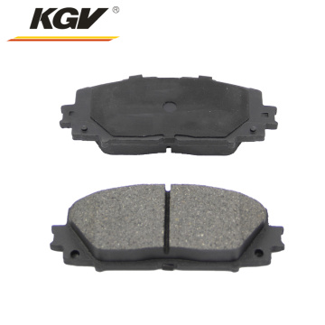 Auto Car Brake Pads D1184 for TOYOTA