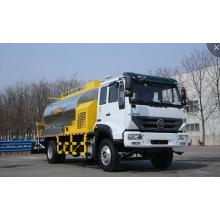 Asphalt sprayer machine truck