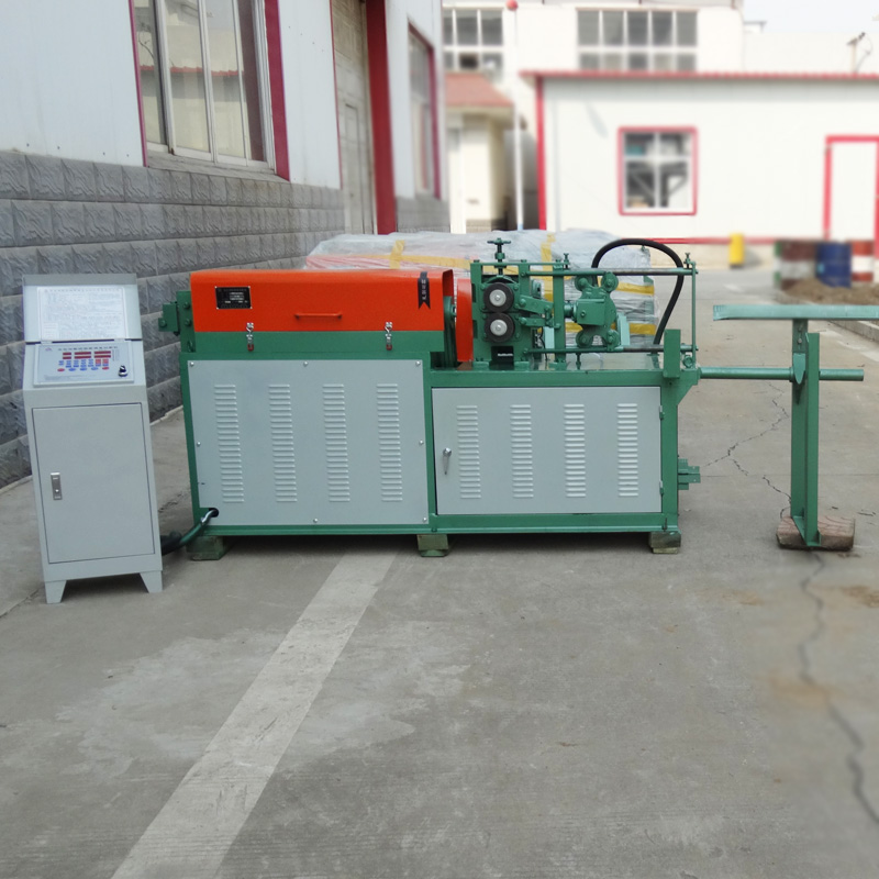 cnc automatic steel bar straightener and cutter