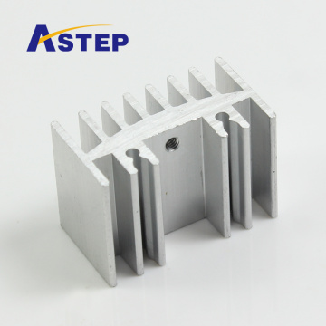 Customized Aluminum Heat Sink 6060 6063