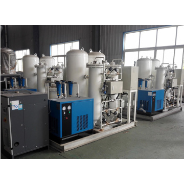 high purity big flow rate oxygen supply machine
