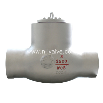 Pressure Seal Tilting Disc Check Valve