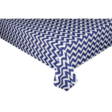 Elegant Tablecloth with Non woven backing Data Sheet