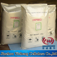 HPMC Use Refined Cotton As The Raw Material