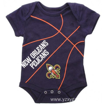 Print basketbal baby wear jersey