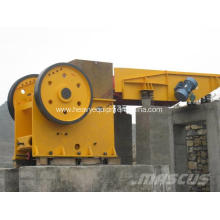 50-300 T/H Stone Crushing And Screening Plant