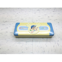 Good Quality for Tin Gift Box,Metal Tin Gift Box,Custom Tin Gift Cans Manufacturers and Suppliers in China Custom tin pencil box export to United States Exporter