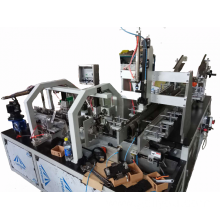 Manufacturer for Automatic Carton Folding Machine,Carton Box Folding Machine,Plastic Box Folding Machine Manufacturers and Suppliers in China Folding Box Machine  Alarm Box  Small supply to Armenia Supplier