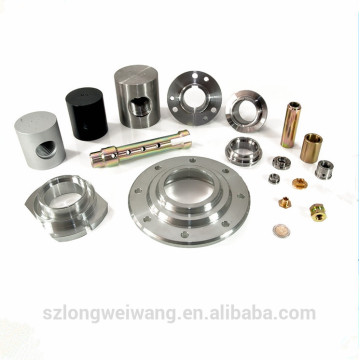 High precision CNC aluminum milling auto spare parts