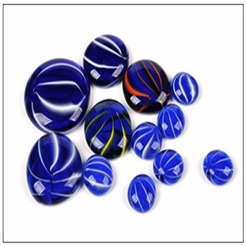 Customized for Green Glass Gems High Quality Glass Gems for Decorate Garden supply to Lithuania Importers